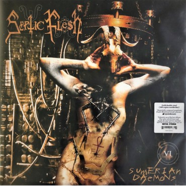 Septicflesh - Sumerian Daemons // Ltd Gold 2LP
