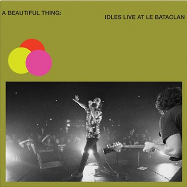 Idles - A Beautiful Thing: Idles Live At Le Bataclan // 2LP, Limited Edition, Neon Clear Green Vinyl
