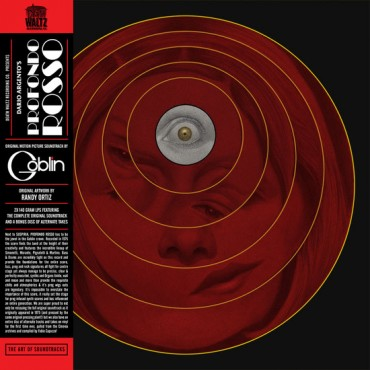 Goblin - Profondo Rosso - Original Motion Picture Soundtrack // 2LP