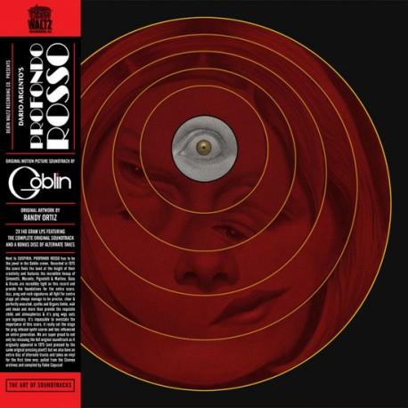 Goblin - Profondo Rosso - Original Motion Picture Soundtrack // 2LP