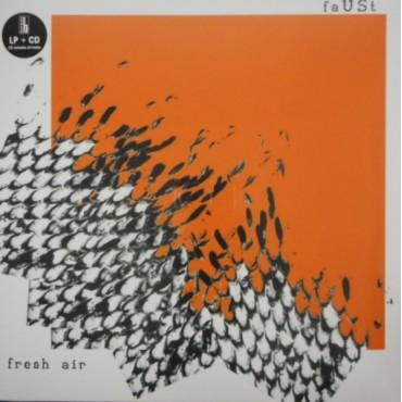 Faust - Fresh Air // LP+CD
