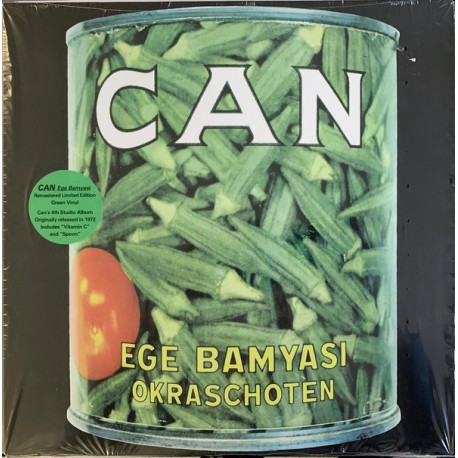 Can - Ege Bamyasi // Green LP