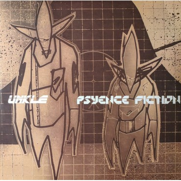 UNKLE - Psyence Fiction // 2LP