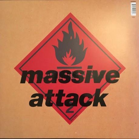Massive Attack - Blue Lines // LP
