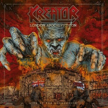 kreator - London Apocalypticon - live at the roundhouse // 2LP