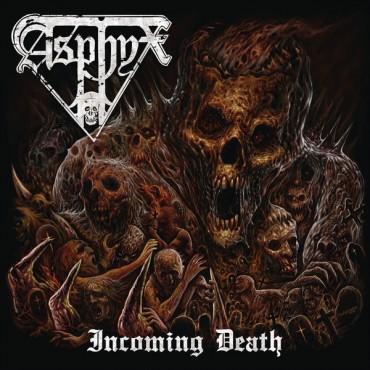Asphyx - Incoming Death // LP