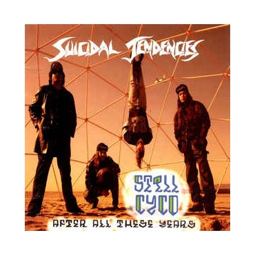 Suicidal Tendencies - Still Cyco After All These Years // Ltd & numbered LP