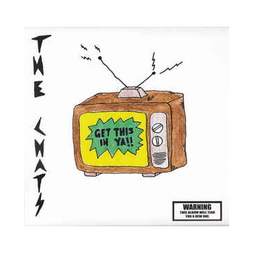 The Chats - Get This In Ya !! // LP