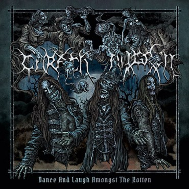 Carach Angren - Dance And Laugh Amongst The Rotten // 2 Siver LP