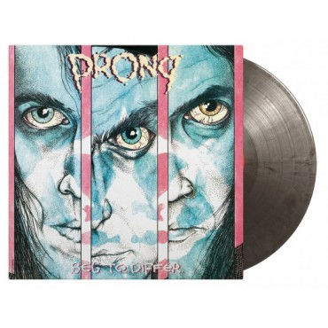 Prong - Beg To Differ // LP (colored)