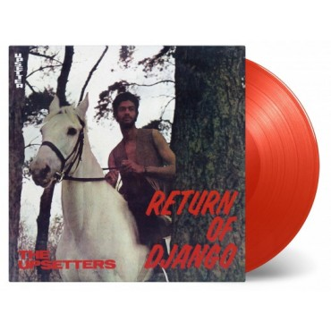 The Upsetters - Return Of Django // LP (Ltd, numbered, orange)
