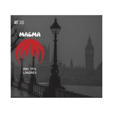Magma - BBC Radio Londres 1974 // CD