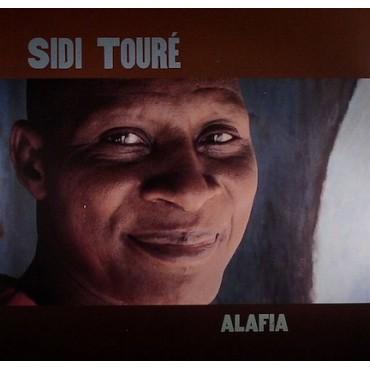 Sidi Touré - Alafia // LP neuf