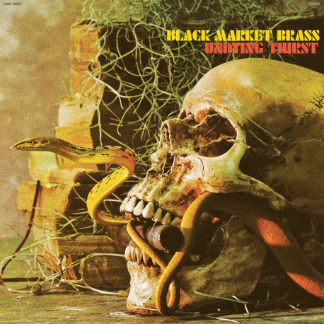 Black Market Brass - Undying Thirst // LP
