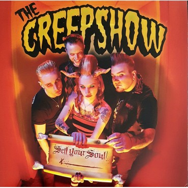 The Creepshow - Sell Your Soul // LP (ltd green)