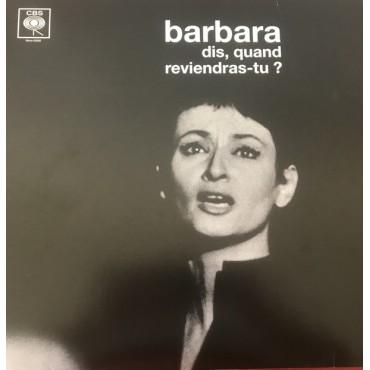 Barbara - Dis, Quand Reviendras-Tu ? // LP