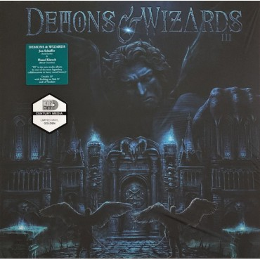 Demons & Wizards - III // 2LP (Golden)