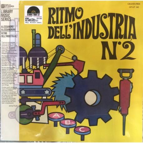 Alessandro Alessandroni - Ritmo Dell'industria N.2 // LP