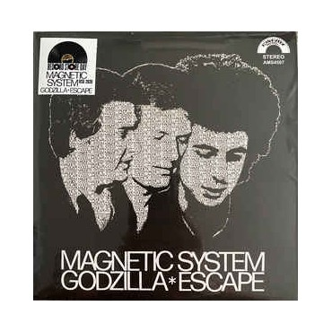 Magnetic System - Godzilla / Escape // 7''