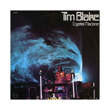 Tim Blake - Crystal Machine // LP (Blue)