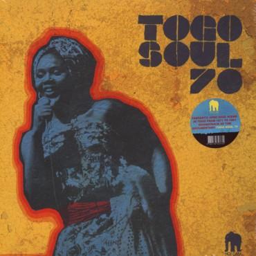 Various - Togo Soul 70 // 2LP