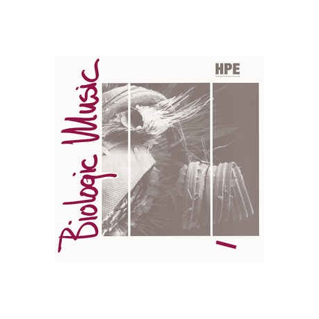 Heerlens Percussie Ensemble - Biologic Music // LP