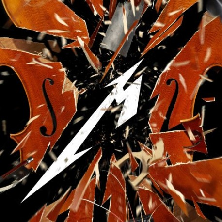 Metallica And San Francisco Symphony Orchestra - S&M2 // 4LP,  Limited Edition, Marbled Orange
