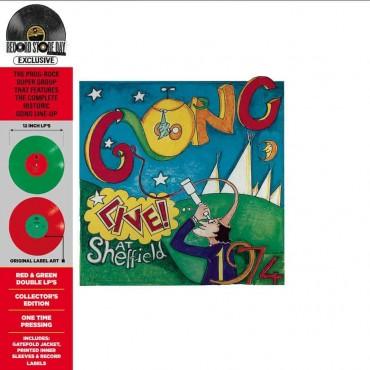 Gong - Live! At Sheffield 1974 //