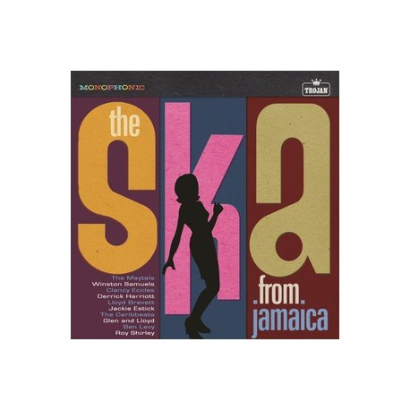 Various - The Ska from Jamaica // LP