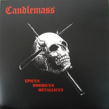 Candlemass - Epicus Doomicus Metallicus // LP