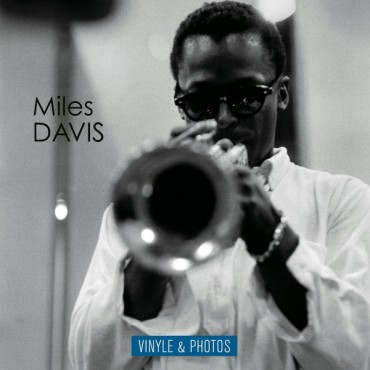 Miles Davis - Vinyle & Photos // LP+ 10 photos