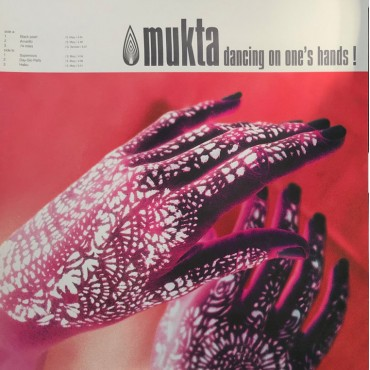 Mukta - Dancing on one's hands ! // LP