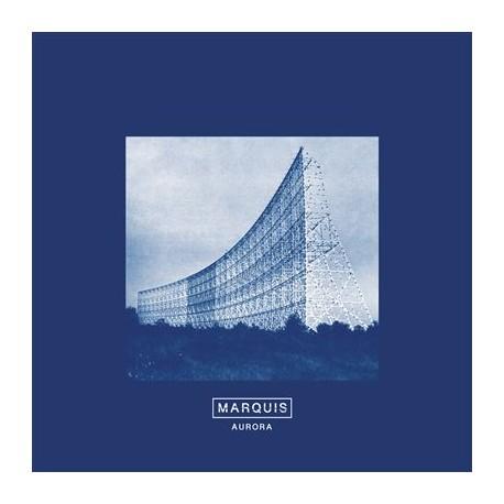 Marquis - Aurora+Ocean // 2LP White