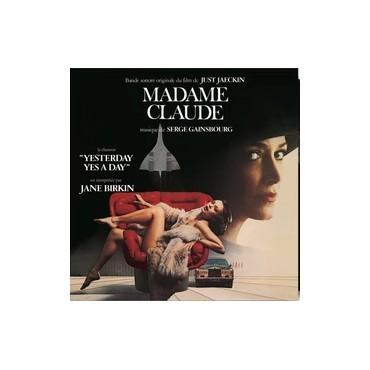 Serge Gainsbourg - Madame Claude (Bande Originale Du Film) // LP