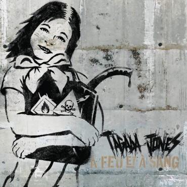 Tagada Jones - A Feu Et À sang // LP ltd