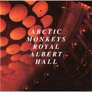 Arctic Monkeys - Live At The Royal Albert Hall // 2LP