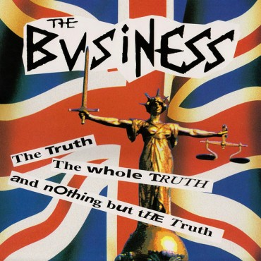 The Business - The Truth The Whole Truth And Nothing But The Truth // LP