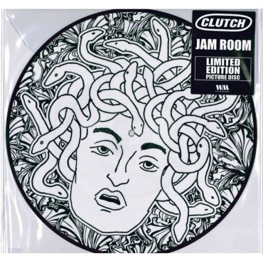 Clutch - Jam Room // Picture LP