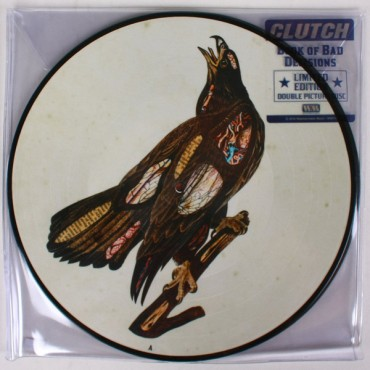 Clutch - Book Of Bad Decisions // 2LP picture