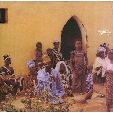 Ali Farka Touré - Ali Farka Toure (Red Album) // LP