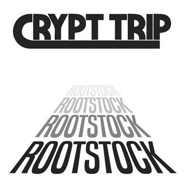 Crypt Trip - Rootstock // LP, Red and orange