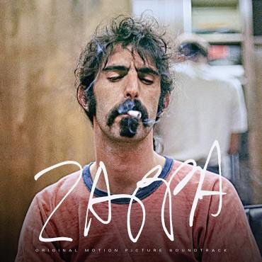 Frank Zappa - Zappa Original Motion Picture Soundtrack // 2LP, clear