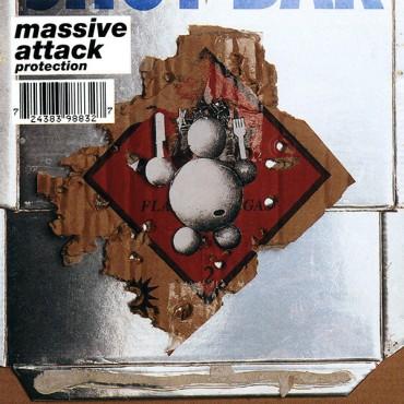 Massive Attack - Protection // LP
