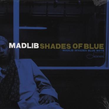 Madlib - Shades Of Blue // 2LP