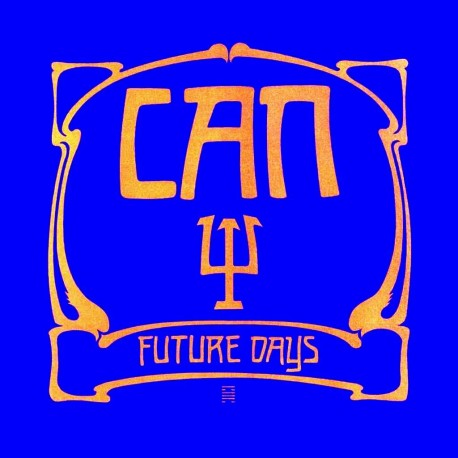 Can - Future days // LP