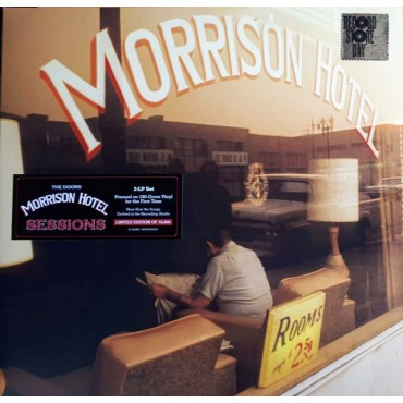 The Doors - Morrison Hotel Sessions // LP, Limited Edition, Numbered