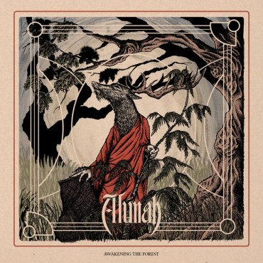 Alunah - Awakening of The Forest // CD neuf