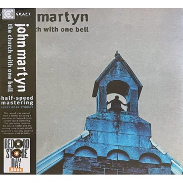 John Martyn - The Church With One Bell // LP, Limited Edition