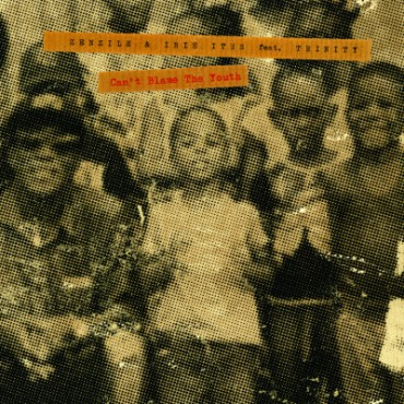 Zenzile & Irie Ites Feat. Trinity - Can't Blame The Youth // LP