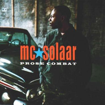 MC Solaar - Prose Combat // 2LP